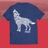 Tee-shirt Gévaudan Marine