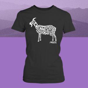 Tee-shirt Cévennes femme