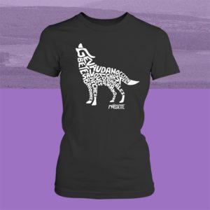Tee-shirt Gévaudan femme